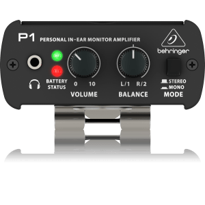 P1   POWERPLAY IN-EAR PERSONAL MONITOR AMPLIFICADOR   BEHRINGER