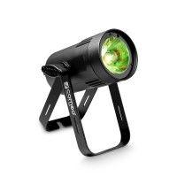 CLQS15RGBW CAMEO W-SPOT 15 RGBW - FOCO COMPACTO CON LED RGBW DE 15W Y CARCASA NEGRA