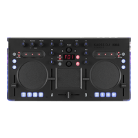 KAOSS DJ   CONTROLADOR PARA DJ CON KAOSS PAD INCORPORADO   KORG