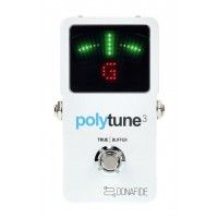 POLYTUNE 3™   AFINADOR PARA GUITARRA   TC ELECTRONIC