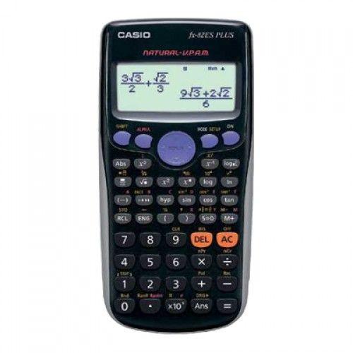 CASIO CALCULADORA CIENTIFICA FX-82ES-PLUS  252 FUNCIONES