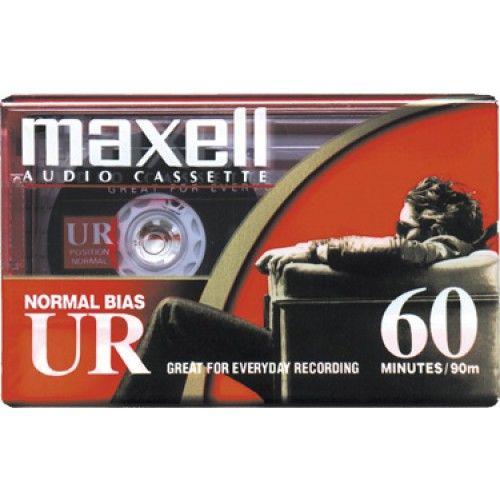 UR CASSETTE DE AUDIO MAXELL  90 MIN